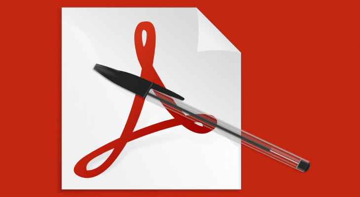Comment signer un document PDF manuellement avec Adobe Reader ?